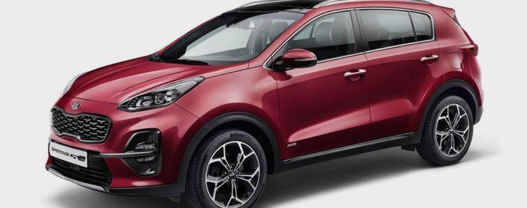 Сoming soon: оновлений Kia Sportage 2019