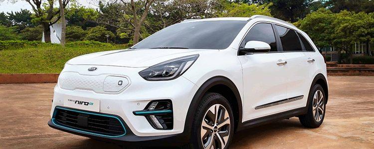 На Міжнародній виставці IEVE дебютував серійний електрокар Kia Niro EV