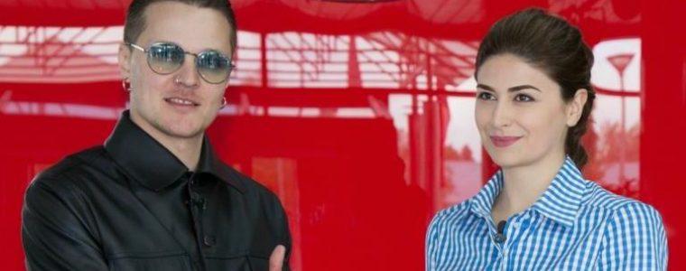 Солист группы O.Torvald Женя Галич стал лицом бренда Kia в Украине