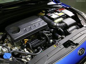 New Ceed двигатель