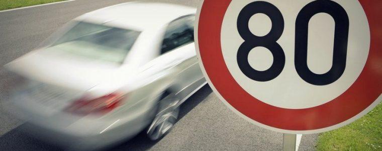 З 1 квітня у Києві підняли дозволену швидкість авто до 80 кілометрів на годину