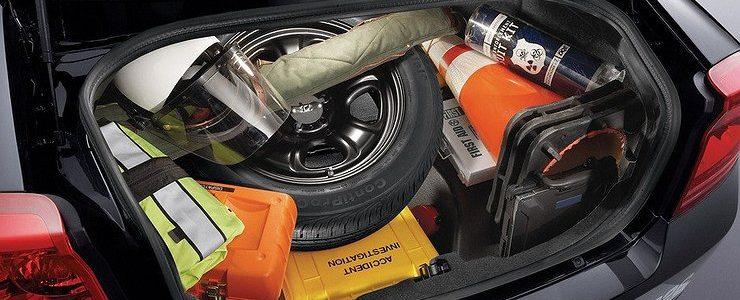 Три предмета, які ні в якому разі не можна зберігати в багажнику