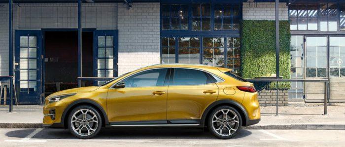 Kia вперше показала офіційне фото нового Kia XCeed
