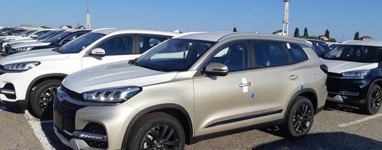 Нова модель-SUV Chery Tiggo 8 вже незабаром з'явиться у нашому автосалоні!