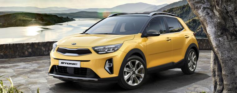 В Україні стартували продажі оновленого Kia Stonic!
